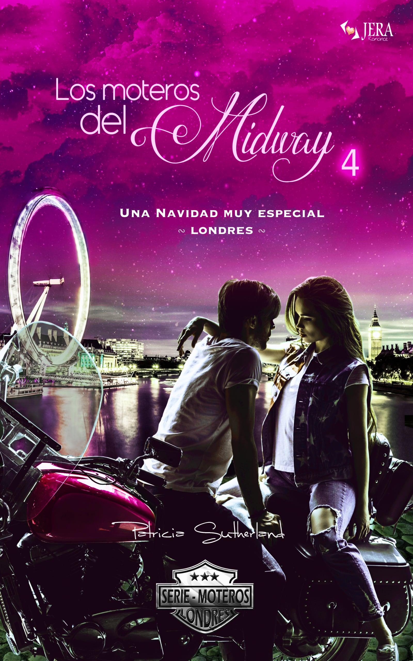 Los moteros del MidWay, 4. Extras Serie Moteros  # 10