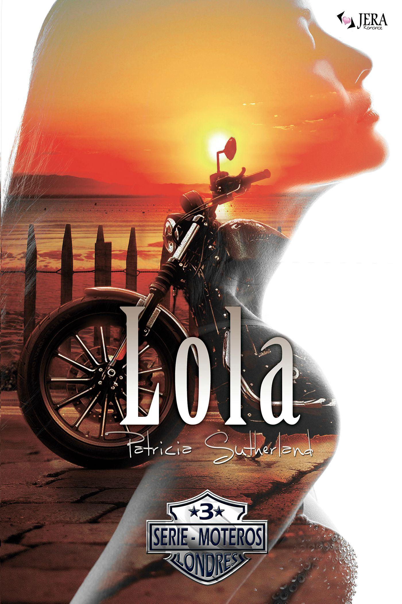 portada del libro Lola de Patricia Sutherland