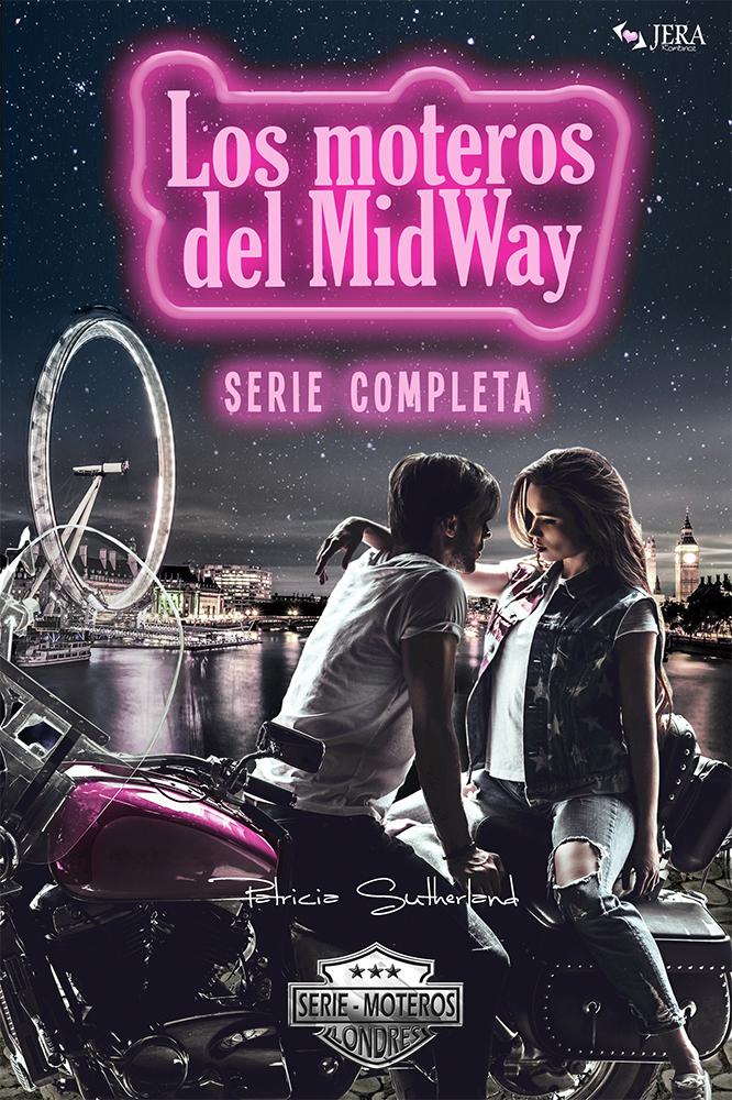 Los moteros del MidWay. Serie Completa. Temporadas 1, 2 y 3.