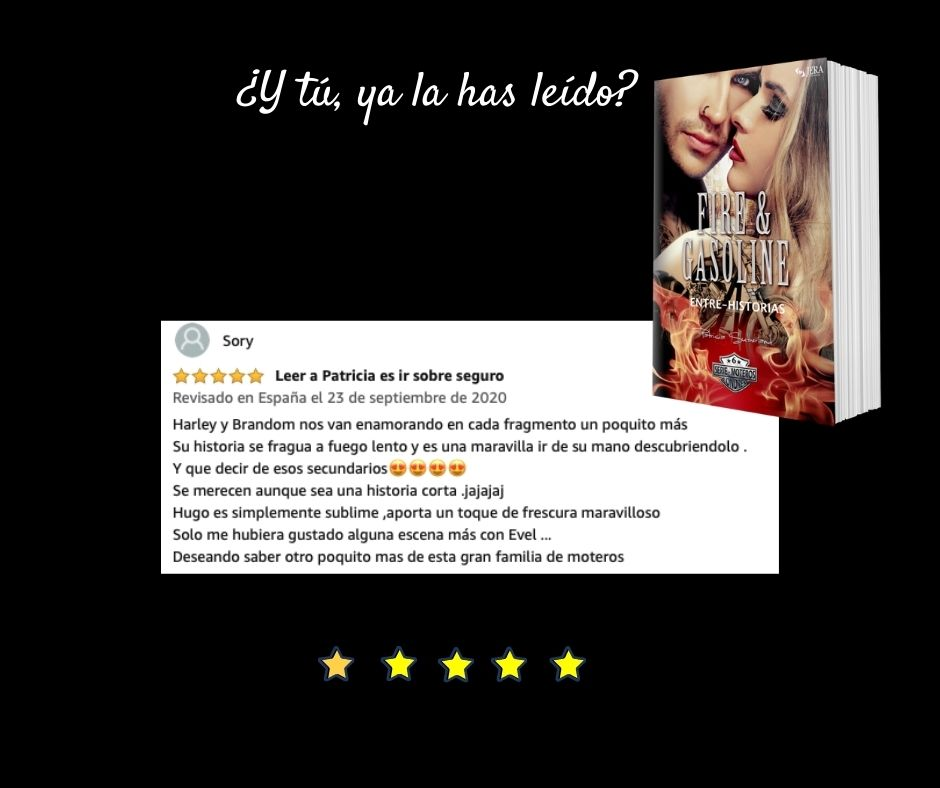 Novela romantica Momentos Especiales - Evel & Abby. Opinión de Vero.
