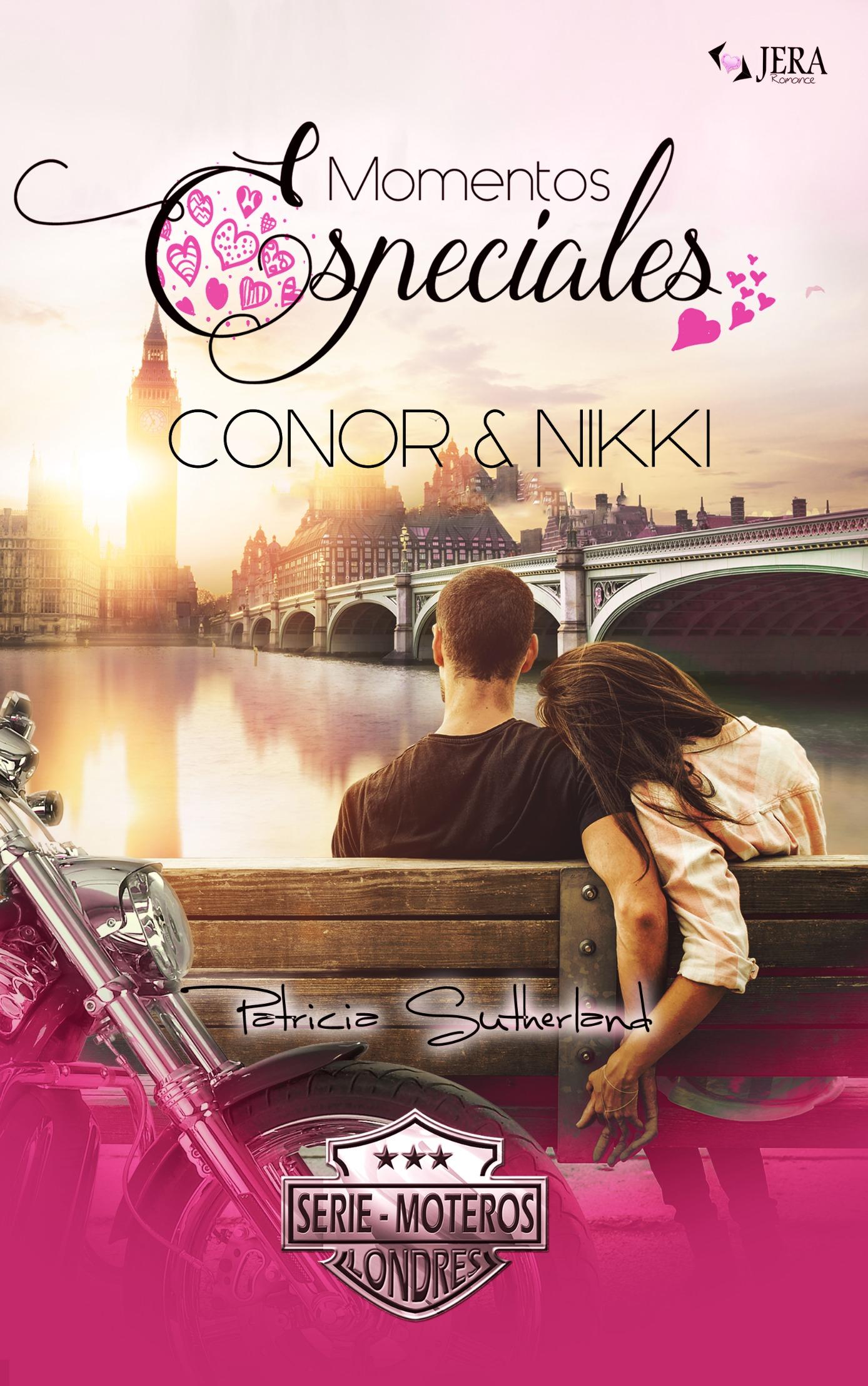 Momentos Especiales Conor & Nikki. Extras Serie Moteros 9