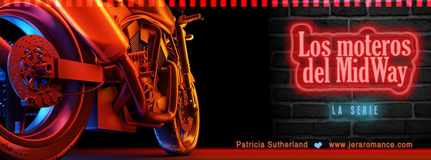 Aventura Serie Moteros de la autora romántica Patricia Sutherland