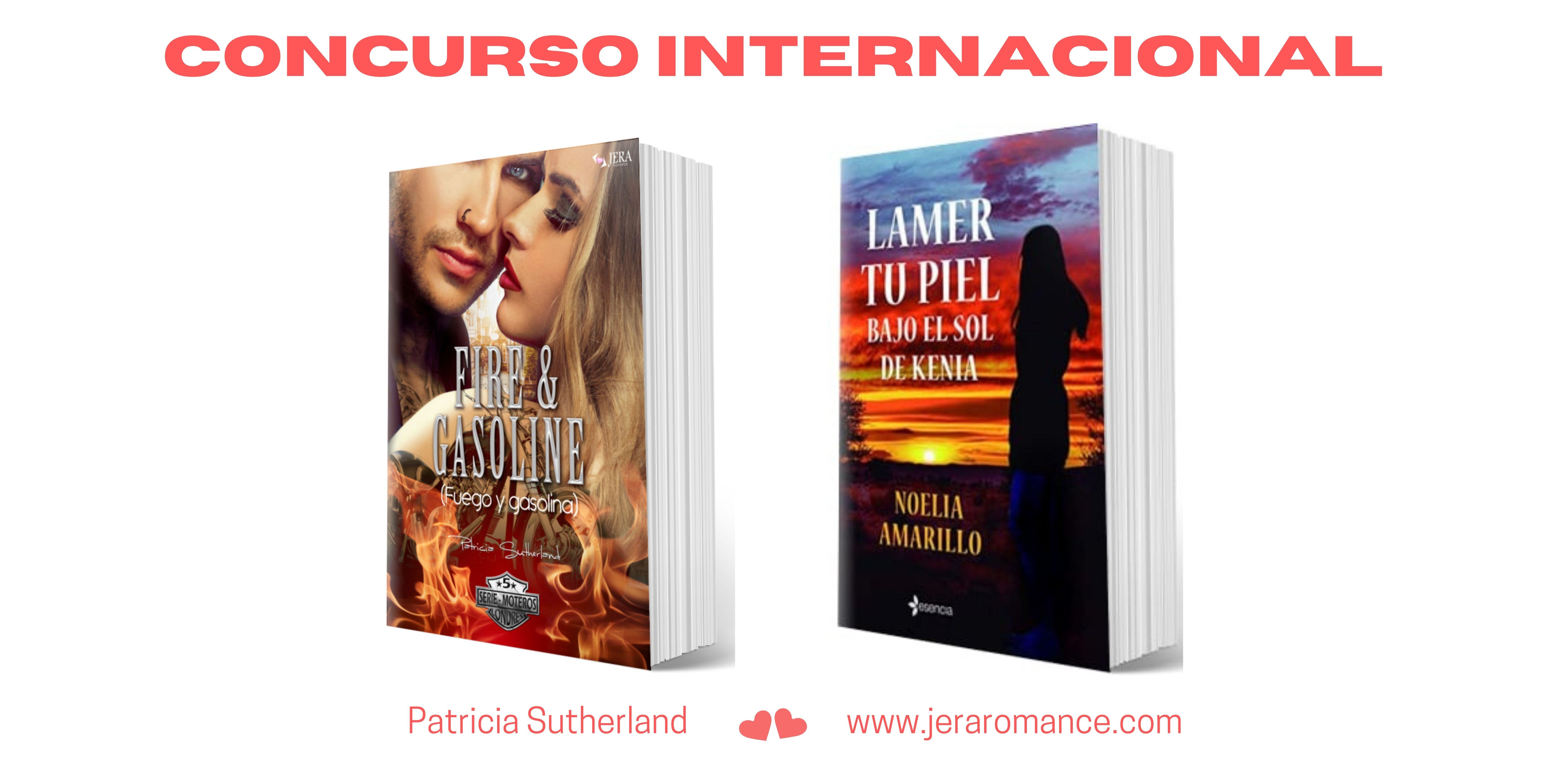 Concurso Internacional Jera Romance Día del libro 2021