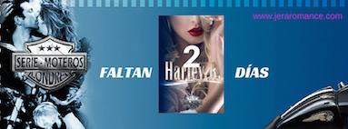 Harley R. Entre-Historias. Faltan 2 días.