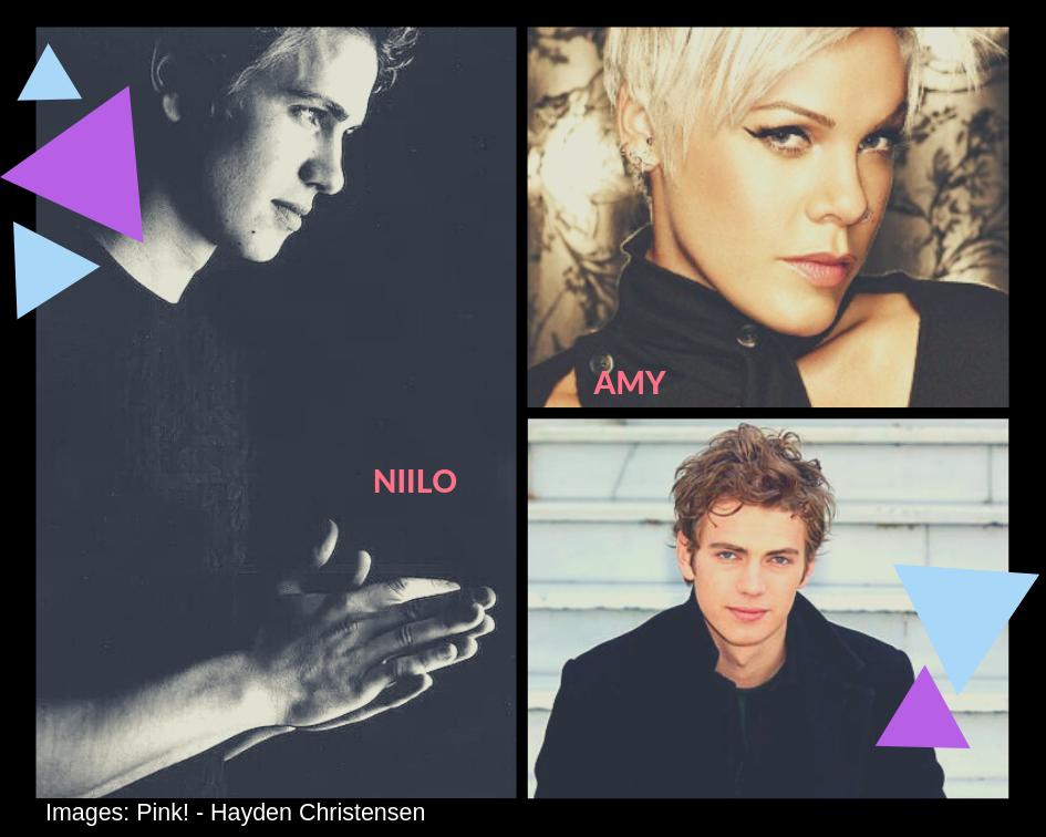 Serie Moteros # 5. 2ª Pareja invitada: Niilo & Amy