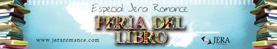 Especial Jera Romance Feria del Libro 2018