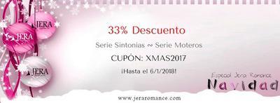Especial Navidad Jera Romance Digital - 33% OFF