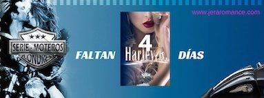 Harley R. Entre-Historias. Faltan 4 días.